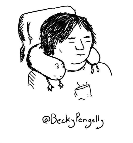 Robot Check | Neck pillow travel